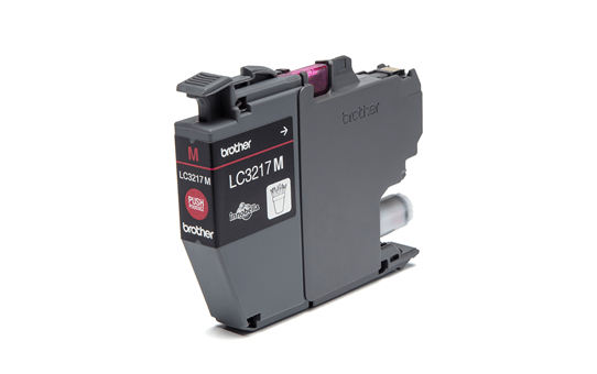 Originele Brother LC-3217M magenta inktcartridge 2
