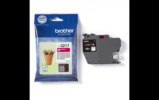 Originele Brother LC-3217M magenta inktcartridge 3