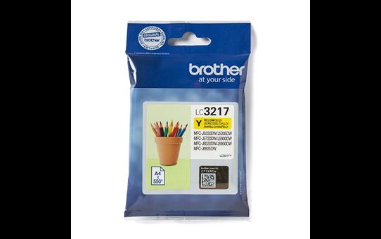 Brother LC-3217Y Tintenpatrone – Gelb