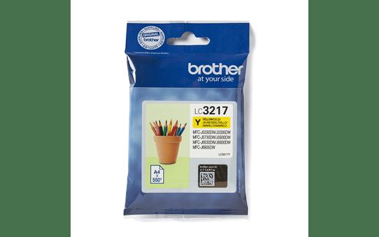 Originalni Brother LC3217Y spremnik tinte – žuti