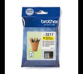 Brother LC3217Y inktpatroon geel