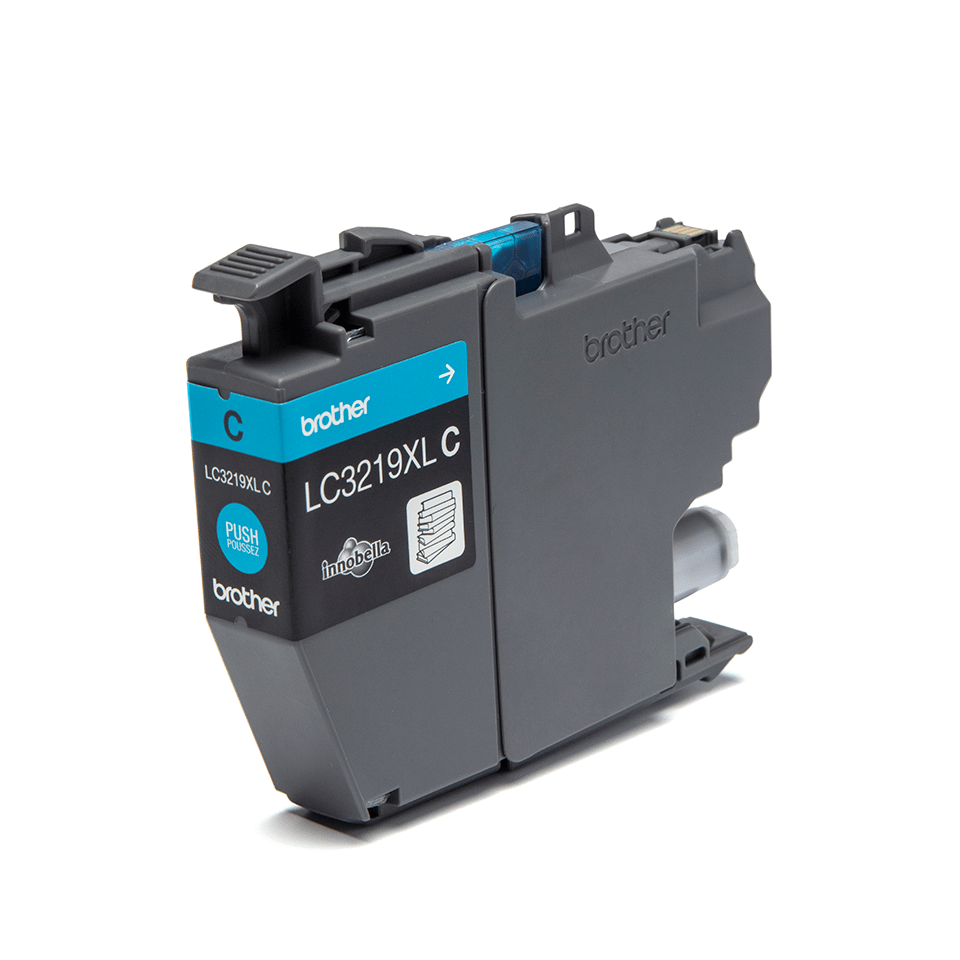 Brother LC-3219XL-C Tintenpatrone – Cyan 2