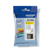 LC3219XLY Brother genuine ink cartridge pack front image