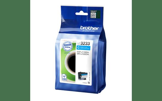 Genuine Brother LC3233C ink cartridge - Cyan 2