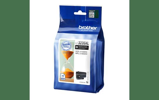 Originele Brother LC-3235XLBK zwarte inktcartridge