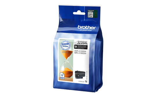 Brother LC-3235XL-BK Tintenpatrone – Schwarz 2