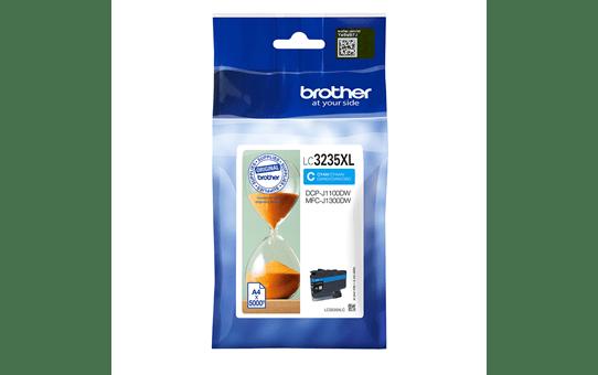 Genuine Brother LC3235XLC Ink Cartridge - Cyan