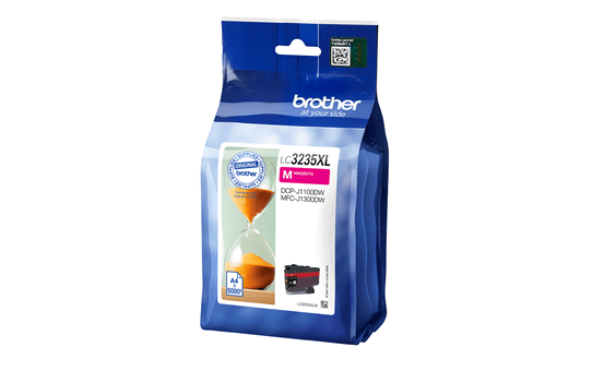 Brother LC3235XLM cartouche d'encre magenta