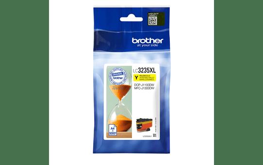 Originele Brother LC-3235XLY gele inktcartridge 2