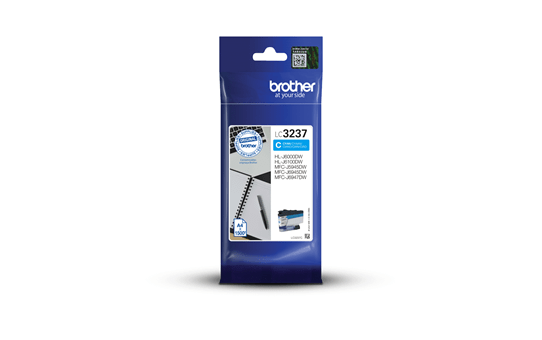 Brother LC-3237C Cartuccia inkjet originale - Ciano 3