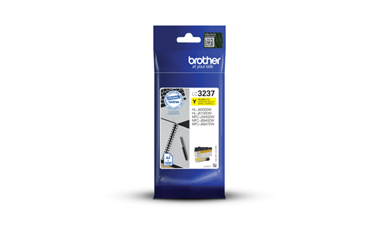 Genuine Brother LC3237Y Ink Cartridge – Yellow 3