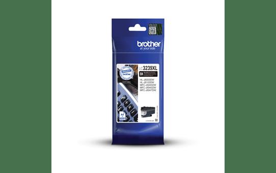 Brotherin alkuperäinen LC3239XLBK-suurvärikasetti – Musta 3