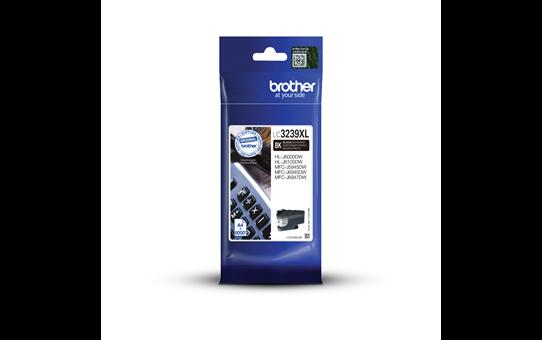 Brother LC3239XLBK originalbläckpatron med hög kapacitet – Svart 3