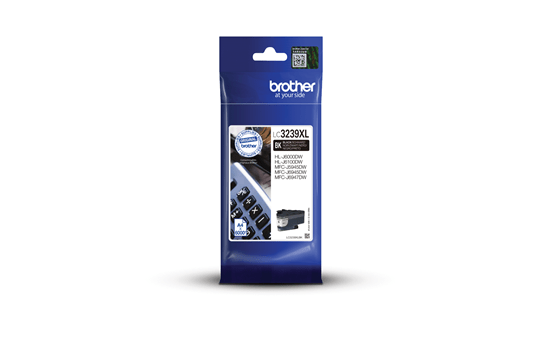Genuine Brother LC3239XLBK high-yield ink cartridge – black 3