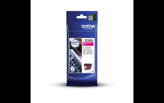 Originele Brother LC-3239XLM magenta inktcartridge met super hoge capaciteit 3