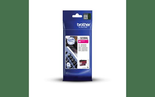 Brother original LC3239XLM XL høykapasitet blekkpatron  – magenta 3