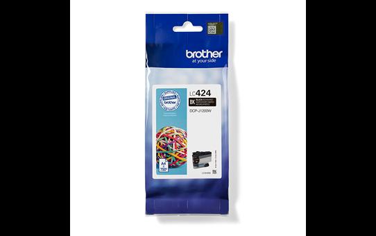 Brother original LC424BK-bläckpatron