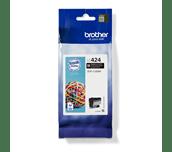 Genuine Brother LC424BK Ink Cartridge – Black