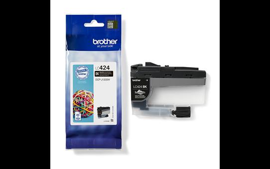 Genuine Brother LC424BK Ink Cartridge – Black 3