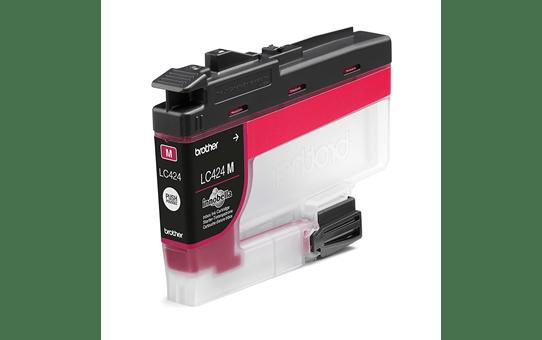 Genuine Brother LC424M Ink Cartridge – Magenta 2