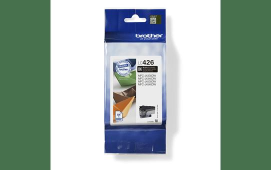 Genuine Brother LC426BK Ink Cartridge – Black