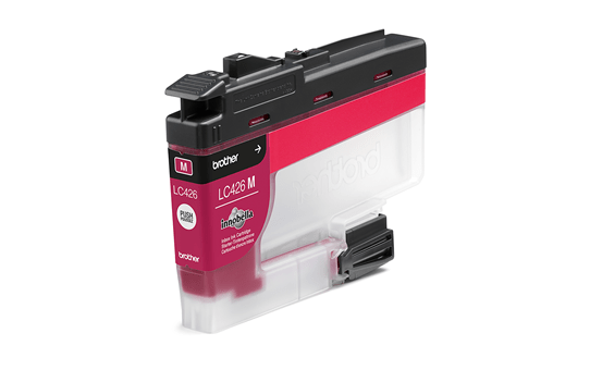 Oriģināla Brother LC426M tintes kasetne – fuksīna 2