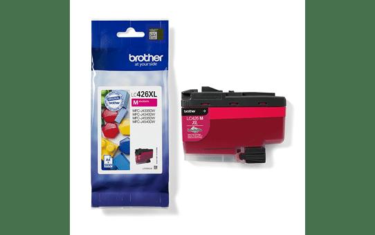 Genuine Brother LC426XLM Ink Cartridge – Magenta 3
