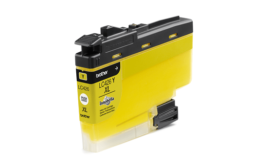 Genuine Brother LC426XLY Ink Cartridge – Yellow 2