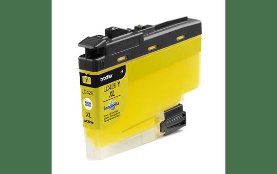 Oriģināla Brother LC426XLY tintes kasetne – dzeltena 2
