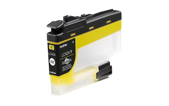 Oriģināla Brother LC426Y tintes kasetne – dzeltena 2