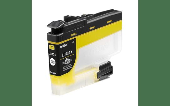 Brotherin alkuperäinen LC426Y-värikasetti – keltainen  2