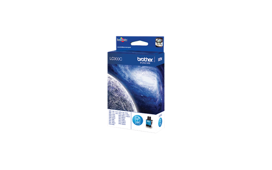 Brother LC-900C Tintenpatrone – Cyan 2
