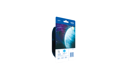 Genuine Brother LC970C Ink Cartridge – Cyan 2