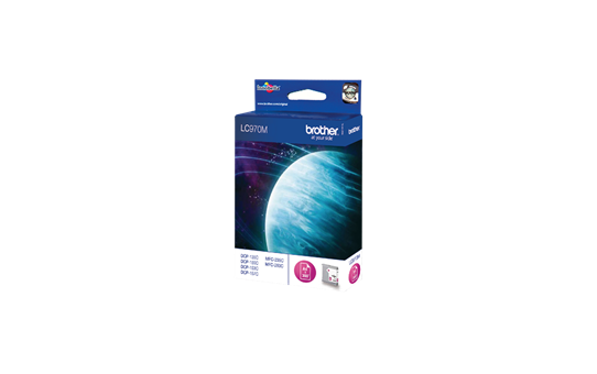 Brother LC970M Cartuccia inkjet originale – Magenta