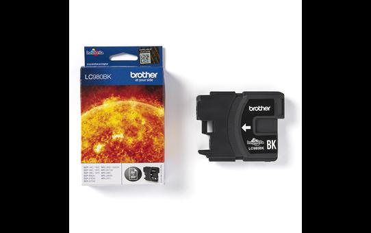 Brother LC-980BK Tintenpatrone – Schwarz 3