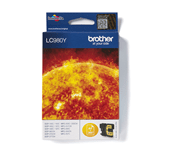 Brother LC980Y Cartucca inkjet originale - giallo