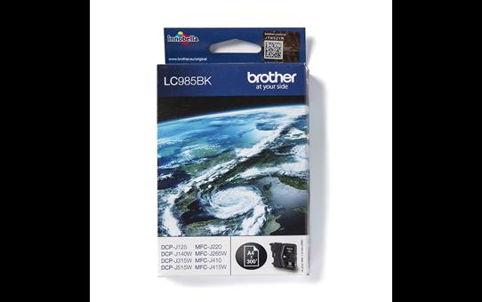 Brother LC-985BK Tintenpatrone – Schwarz