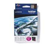 Brother LC985M cartouche d'encre magenta