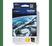 Brother LC985Y inktpatroon geel