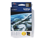 Brother LC985Y cartouche d'encre jaune