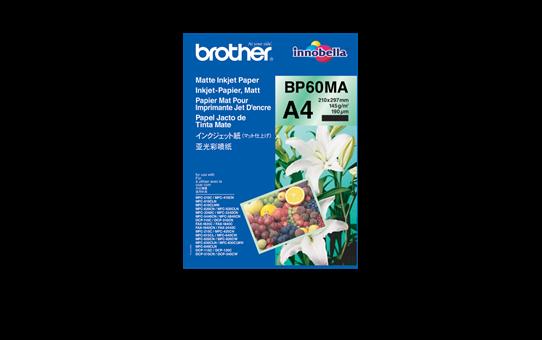 Brother BP60MA Carta originale opaca formato A4