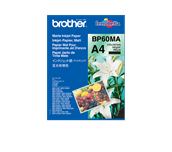 Papier mat BP60MA A4 Brother original