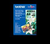 Brother BP60MA Mattes Inkjetpapier A4