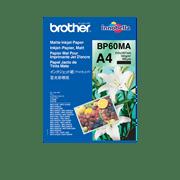Brother BP60MA matt A4 blekkpapir 145 gram