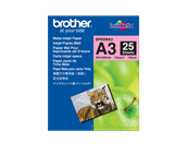 Brother BP60MA3 matt A3 blekkpapir 145 gram