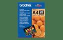 Brother BP61GLA: оригинальная глянцевая фотобумага формата А4.