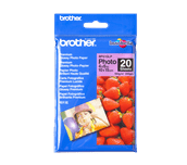 Brother BP61GLP glanzend fotopapier 10 x 15 cm