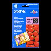 Brother BP61GLP50 glanset fotopapir 10 cm x 15 cm
