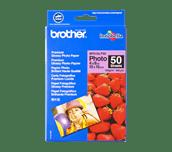 Brother BP61GLP50 papier photo brillant 10 x 15cm