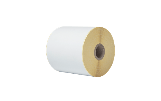 Direct Thermal Continuous Label Roll BDE-1J000102-102 (Box of 8) 2